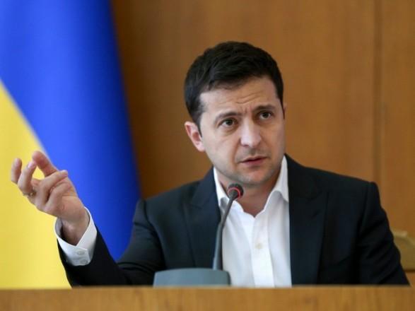 В Украине необходимо принять закон о защите прав национальных меньшинств - Зеленский