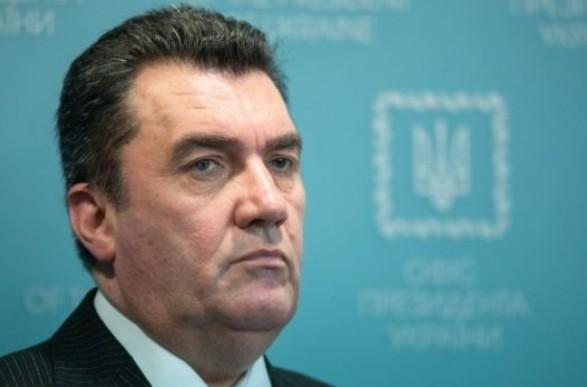 Данилов анонсировал еще много интересного на следующих заседаниях СНБО