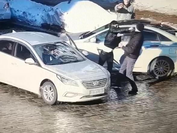 Избиение до смерти пешехода в Киеве: водителя отправили под арест