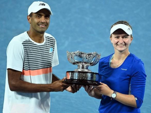 Australian Open: определились триумфаторы смешанного турнира