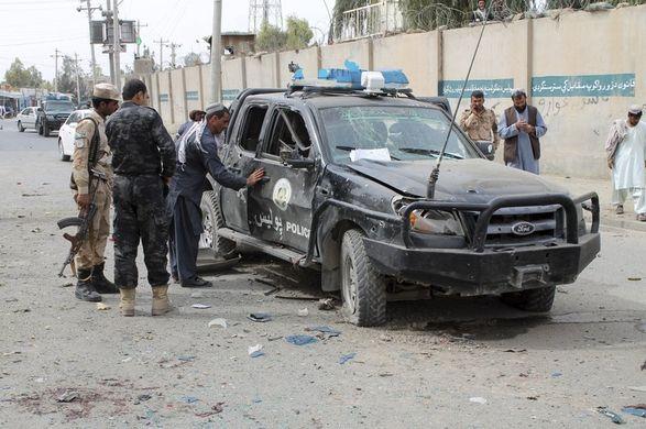 Афганистан: в результате взрыва бомбы погибли полицейские и ребенок
