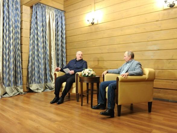 Путин и Лукашенко провели встречу в Сочи: о чем шла речь