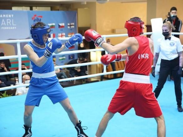 Украинцы завоевали четыре золотые медали на боксерском турнире в Черногории