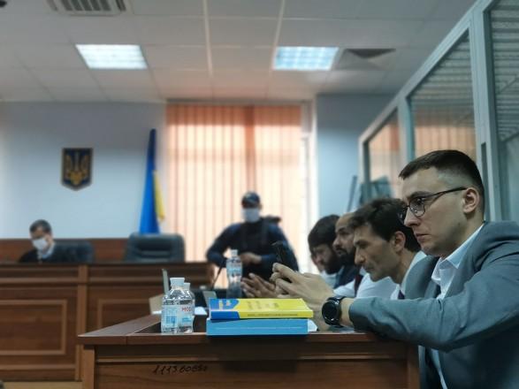 Осуждение к семи годам заключения: Стерненка с боем вывезли из Приморского суда Одессы