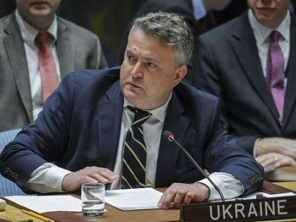 Кислица в ООН заговорил о миротворцах на границе Украины с РФ