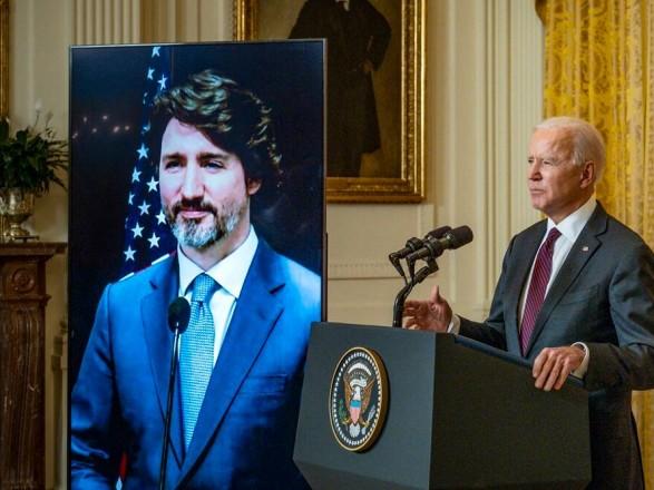 США и Канада договорились о координации подходов для конкуренции с Китаем