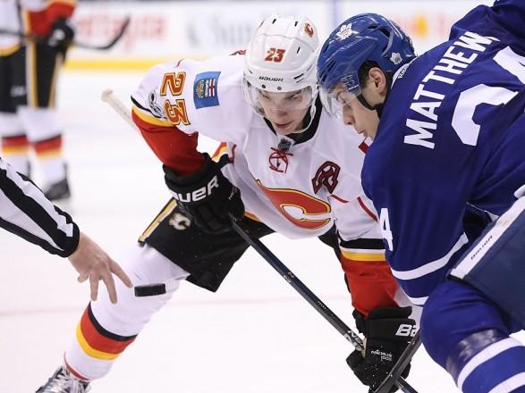 Лидер НХЛ потерпели разгромное поражение в матче регулярного чемпионата