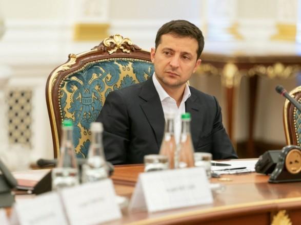 Зеленский на завтра созывает заседание СНБО