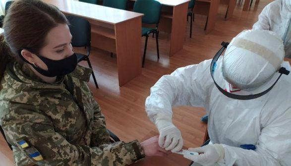 В Вооруженных силах обнаружили 115 новых случаев коронавируса