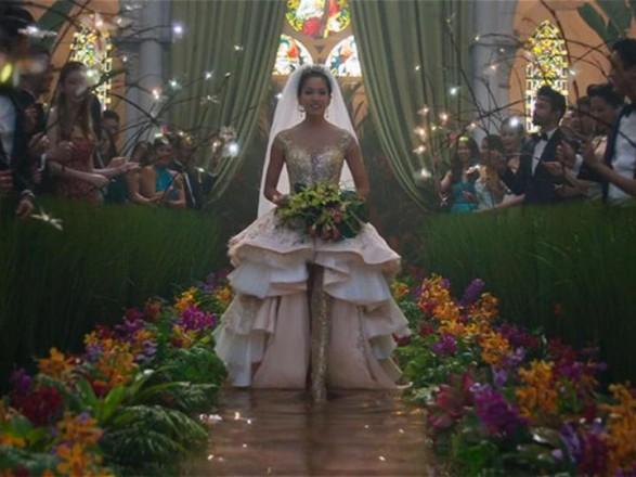 Названа самая дорогая свадьба кино и телевидения. И это не свадьба Золушки