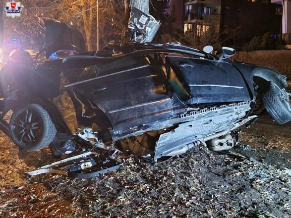 В польском Люблине в результате ДТП погибли двое украинцев