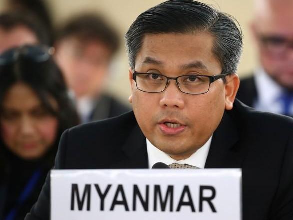 Постпреда Мьянмы при ООН уволили за призыв осудить действия военных
