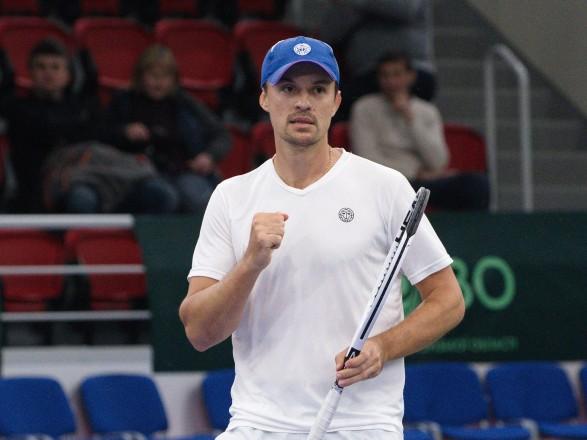 Теннисист Молчанов стал триумфатором третьего турнира в сезоне