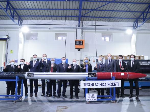 Турция начала разработку собственной ракеты для миссии на Луну
