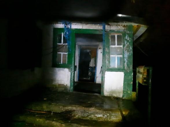 В Днепропетровской области в собственном доме сгорел мужчина