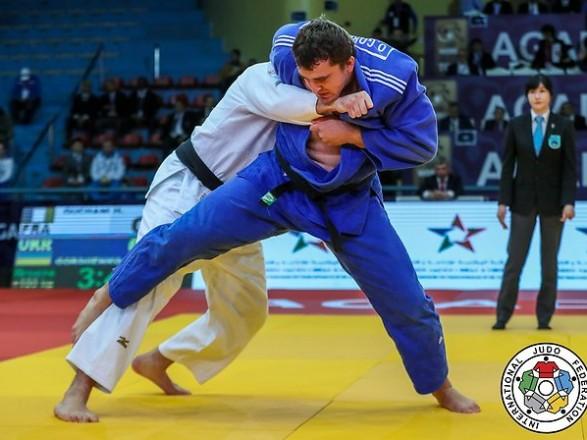 Украинские дзюдоисты завоевали четыре медали на Кубке Европы в Чехии