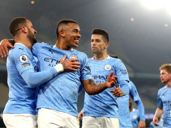 """""""Манчестер Сити"""" продлил победную серию в чемпионате Англии"""
