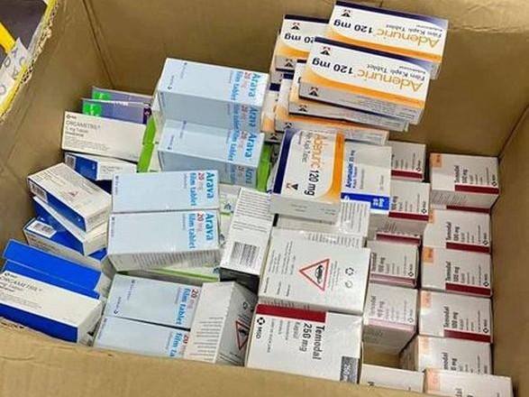 """""""Femara"""", """"Arava"""" и """"Menopur"""": крупную партию сильнодействующих лекарств пытались переправить из Германии в Украину"""