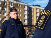 У Швеції чоловік напав із ножем на цивільних: постраждали вісім осіб