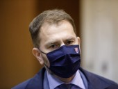 Закарпаття в обмін на вакцину: прем'єр Словаччини