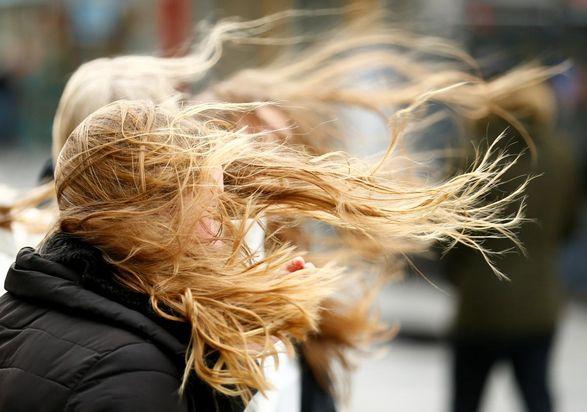 Синоптики предупреждают о сильном ветре в Киеве
