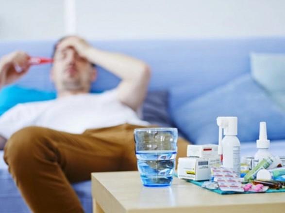 В Киеве увеличивается количество больных гриппом и ОРВИ