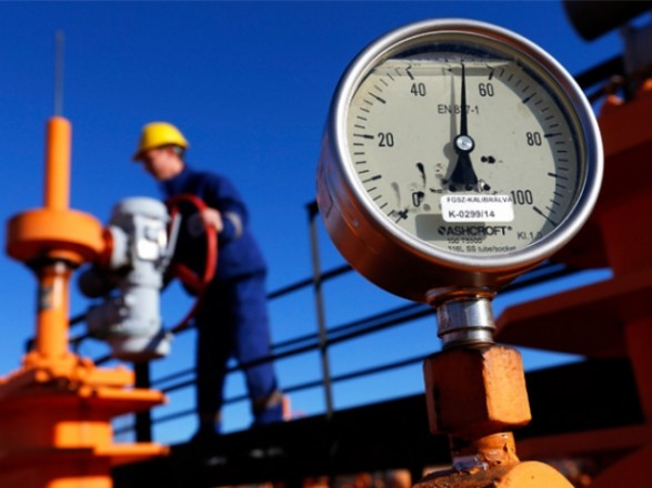 В феврале объемы реэкспорта газа из Украины в ЕС выросли в 6 раз