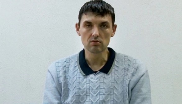 Политзаключенный Шаблий вернулся в Украину