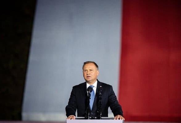 Президент Польши Дуда выразил соболезнования в связи со смертельным ДТП с украинцами