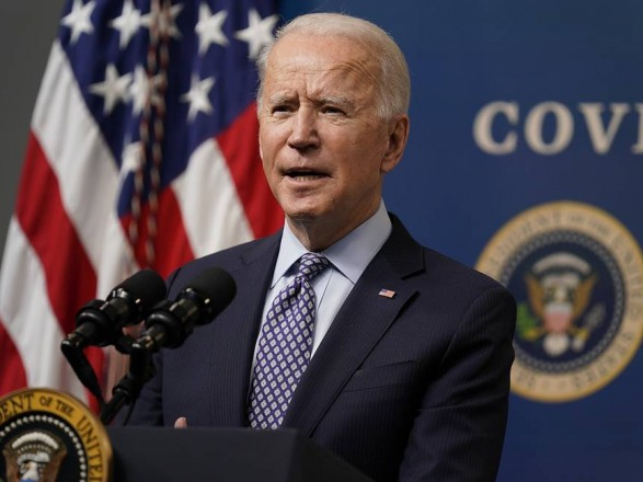 Сенат США приостановил просмотр COVID-плана Байдена на 1,9 трлн долларов