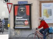 Швейцарці проголосували за заборону повного закриття обличчя