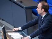 Депутат німецького Бундестагу заявив про вихід із політики через скандал із медичними масками