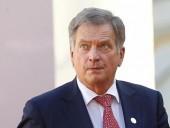 Президент Фінляндії розкритикував ЄС через процедуру закупівлі вакцин