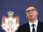 Президента Сербії Вучича прослуховували більше 1,5 тис разів, — МВС