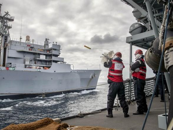 ВМС Британии будут весь год находиться в Арктике для противодействия России и Китаю