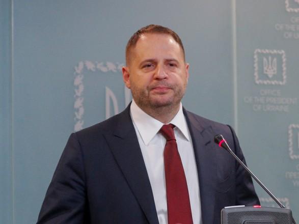 Ермак объяснил, почему Россия блокирует переговоры в ТКГ