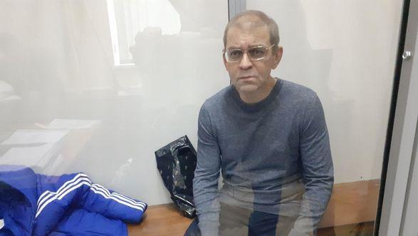 Прокуратура просит для Пашинского 7 лет тюрьмы