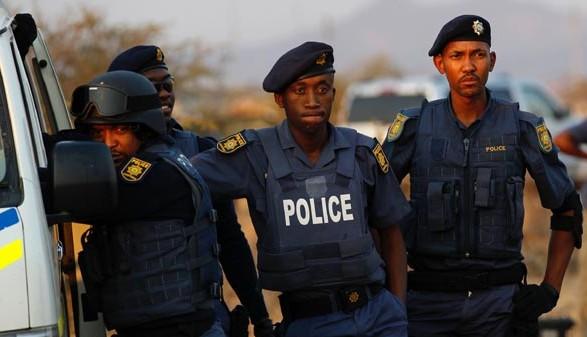 В Южной Африке во время студенческой акции протеста убили мужчину