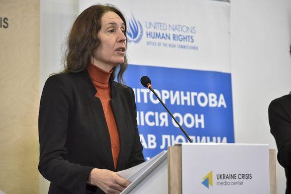 Ситуация с правами человека в Украине продолжает ухудшаться из-за боевых действий и пандемии - ООН