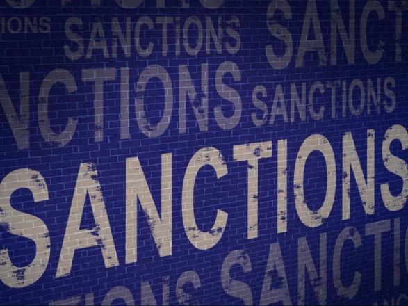 СНБО продлил еще на три года санкции против двух российских банков