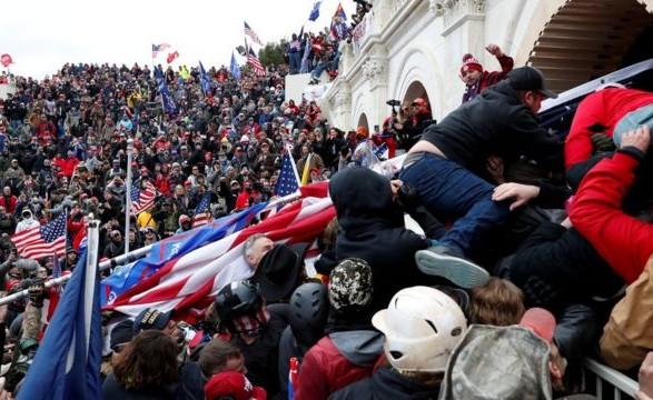 Минюст США назвал расследование штурма Капитолия возможно самым сложным в истории