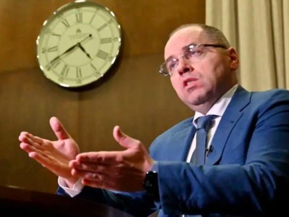 Степанов: Украина не планирует останавливать прививку вакциной AstraZeneca