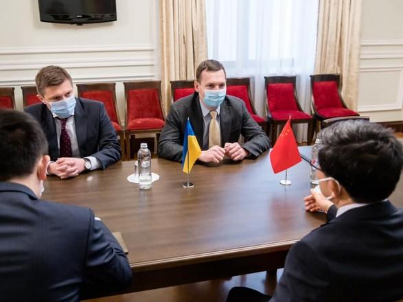 Измена отменяется: в МИД обсудили с послом КНР китайскую делегацию в Крыму