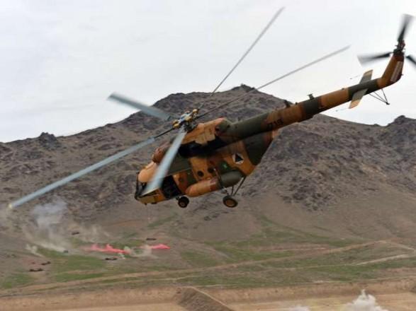 В Афганистане разбился вертолет: погибли 9 военных
