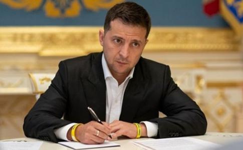 Зеленский ввел в действие решение СНБО о мерах по повышению уровня химической безопасности в Украине