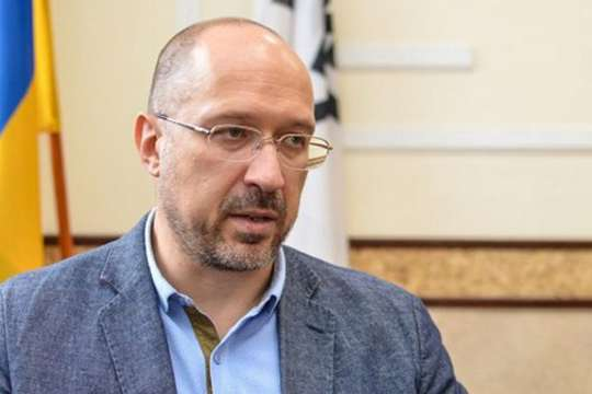 Шмыгаль сообщил, что Украина подписала соглашения с шестью производителями вакцины от COVID-19