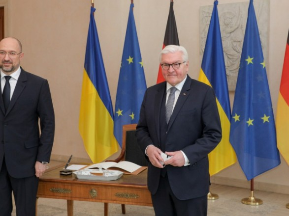 Украина предлагает Германии возглавить одно из направлений деятельности Крымской платформы - Шмыгаль