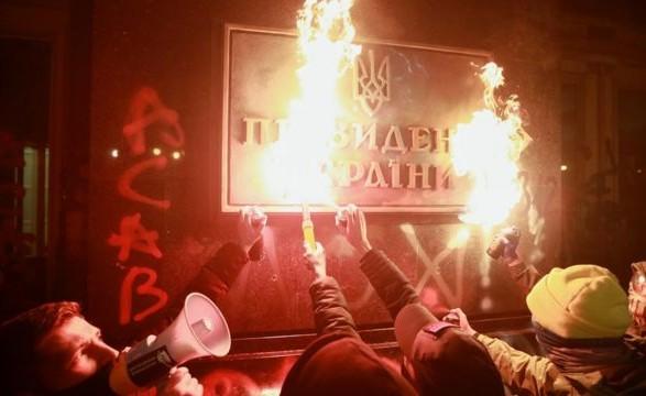 Протест под Офисом Президента: в МВД анонсировали новые подозрения