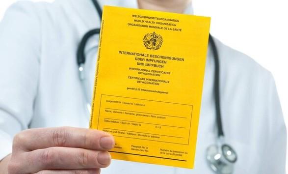 Эстония планирует в апреле ввести паспорта COVID-вакцинации