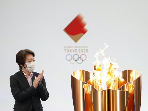 Олимпиада-2020: в Фукусиме стартовала эстафета олимпийского огня